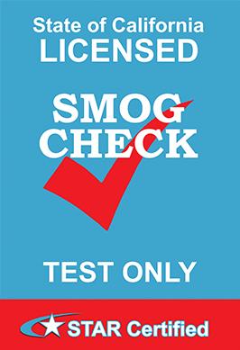 LA Smog Inglewood Test only Center STAR