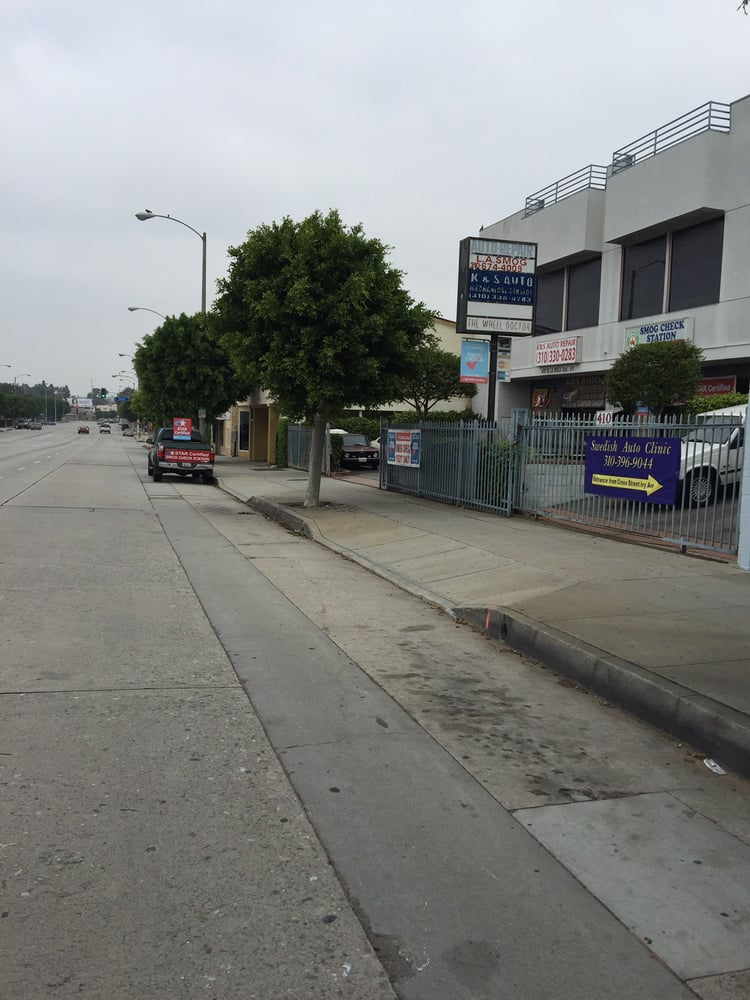 LA Smog Test Only Center